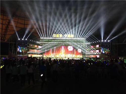 中国梦宁夏情大型汇演3